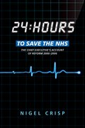 Cover for 24 hours to save the NHS