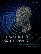 Cover for Computation and its Limits