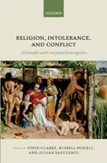 Cover for Religion, Intolerance, and Conflict