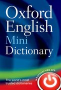 Cover for Oxford English Mini Dictionary