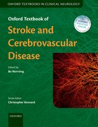 Cover for Oxford Textbook of Stroke and Cerebrovascular Disease