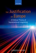 Cover for The Justification of Europe