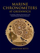 Cover for Marine Chronometers at Greenwich - 9780199641383