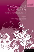 Cover for The Construal of Spatial Meaning