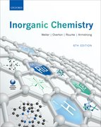 Cover for Inorganic Chemistry