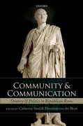 Cover for Community and Communication