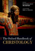 Cover for The Oxford Handbook of Christology