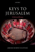Cover for Keys to Jerusalem