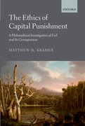 Cover for The Ethics of Capital Punishment