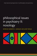 Cover for Philosophical Issues in Psychiatry II