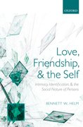 Cover for Love, Friendship, and the Self