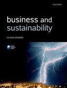 Cover for Business and Sustainability