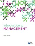 Cover for Introduction to Management