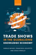 Cover for Trade Shows in the Globalizing Knowledge Economy