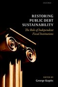 Cover for Restoring Public Debt Sustainability