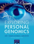 Cover for Exploring Personal Genomics