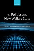 Cover for The Politics of the New Welfare State