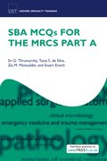 Cover for SBA MCQs for the MRCS Part A