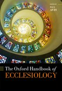 Cover for The Oxford Handbook of Ecclesiology