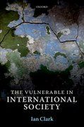 Cover for The Vulnerable in International Society