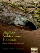 Cover for Shallow Subterranean Habitats