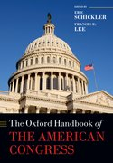Cover for The Oxford Handbook of the American Congress