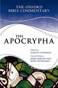 Cover for The Apocrypha