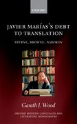 Cover for Javier Marías