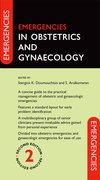 Cover for Emergencies in Obstetrics and Gynaecology