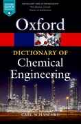 Cover for A Dictionary of Chemical Engineering