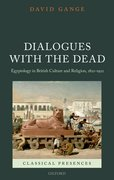 Cover for Dialogues with the Dead