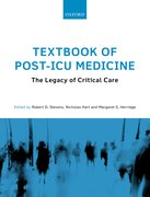 Cover for Textbook of Post-ICU Medicine: The Legacy of Critical Care