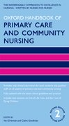 Cover for Oxford Handbook of Primary Care and Community Nursing