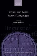 Cover for Count and Mass Across Languages