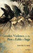 Cover for Gender, Violence, and the Past in Edda and Saga