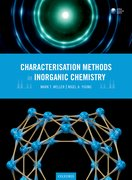 Cover for Characterisation Methods in Inorganic Chemistry