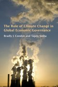 Cover for The Role of Climate Change in Global Economic Governance