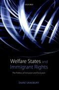 Cover for Welfare States and Immigrant Rights