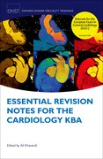 Cover for Essential Revision Notes for Cardiology KBA