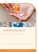 Cover for Pharmaceutics