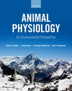 Cover for Animal Physiology: an environmental perspective