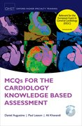Cover for MCQs for Cardiology Knowledge Based Assessment