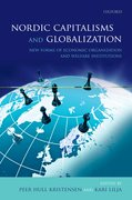 Cover for Nordic Capitalisms and Globalization