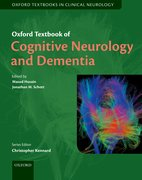 Cover for Oxford Textbook of Cognitive Neurology and Dementia - 9780199655946