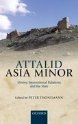 Cover for Attalid Asia Minor