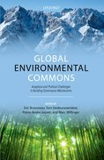 Cover for Global Environmental Commons