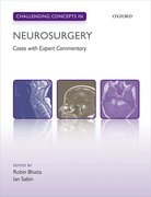 Cover for Challenging Concepts in Neurosurgery