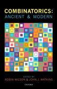 Cover for Combinatorics: Ancient & Modern
