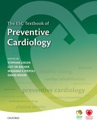 Cover for The ESC Textbook of Preventive Cardiology