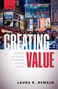 Cover for Creating Value